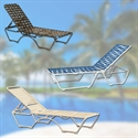 Picture for category Vinyl Strap Chaise Lounges