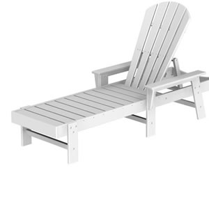 pool furniture supply chaise lounge recycled plastic south