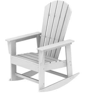Pool Furniture Supply Rocker Recycled Plastic Polywood South Beach