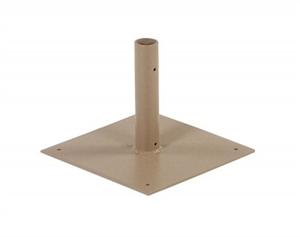 Pool Furniture Supply Umbrella Base Deck