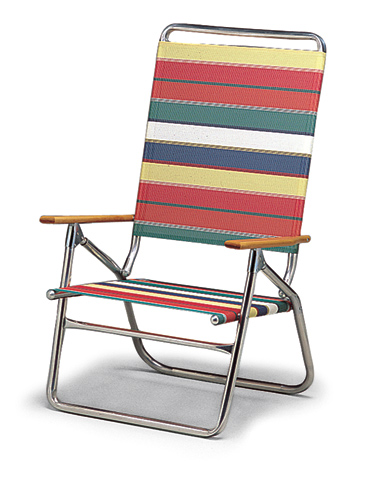 Pool Furniture Supply Beach Chair Folding Telescope Light