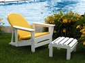 Picture for category POLYWOOD® Outdoor Chair Cushions