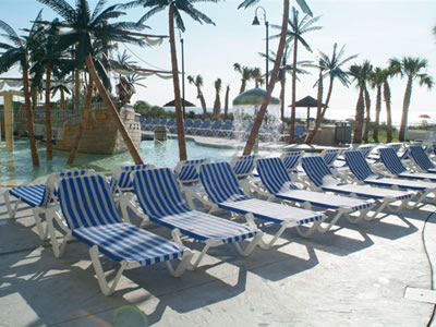 Pool Furniture Supply Chaise Lounge Frame Sling Plastic