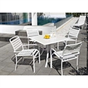 Picture for category Aluminum Strap Deck Furniture