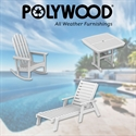 Picture for category POLYWOOD® Recycled Plastic Deck Furniture