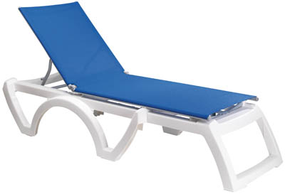 pool furniture supply calypso plastic resin chaise lounge