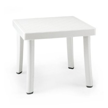 Pool Furniture Supply Rodi 18 Inch Square Side Table