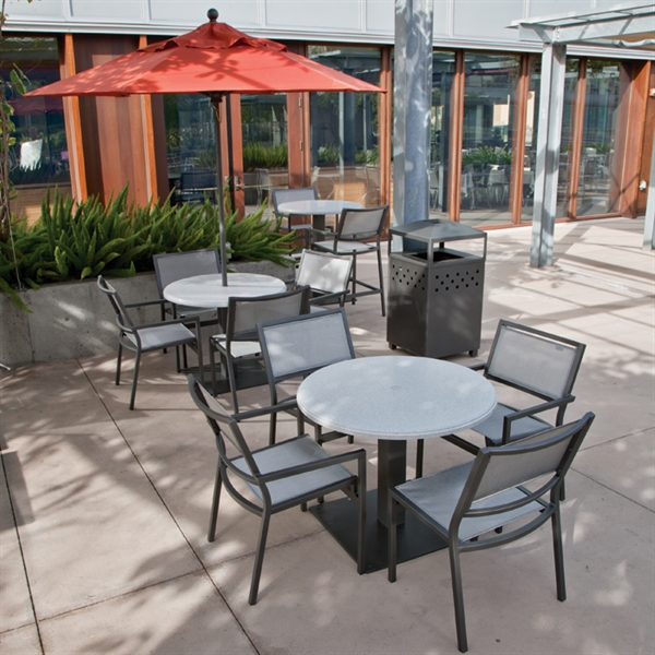 Pool Furniture Supply Tropitone Cabana Club Sling Dining