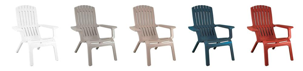 Westport Adirondack Chair Colors