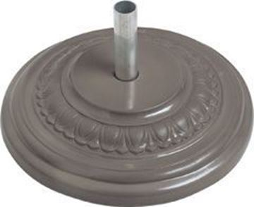 Picture of Fiberbuilt Fiberglass Molded 175lb Umbrella Base 27 Inch Diameter