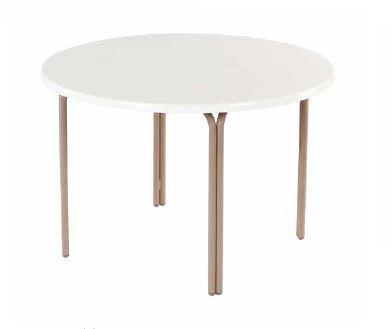 Ada Compliant 48 Round Fiberglass Pool Side Dining Table