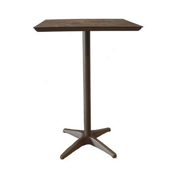 """Sunset 28"""" Square Bar Height Table"""