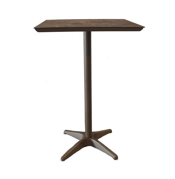 "Sunset 28"" Square Bar Height Table"