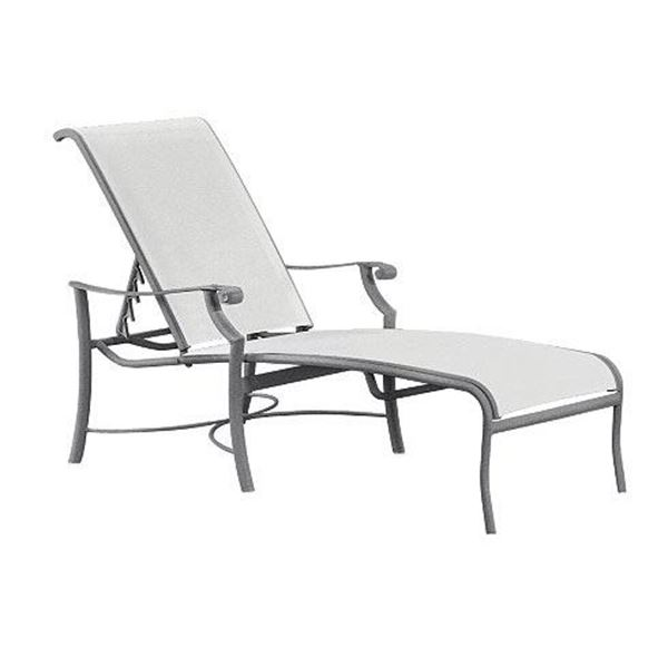 Picture of Tropitone Montreux Sling Chaise Lounge, 25 lbs.