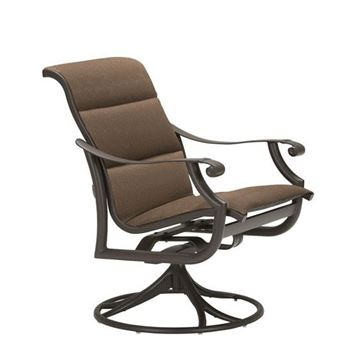 Picture of Tropitone Montreux Padded Sling Swivel Rocker, 27 lbs.