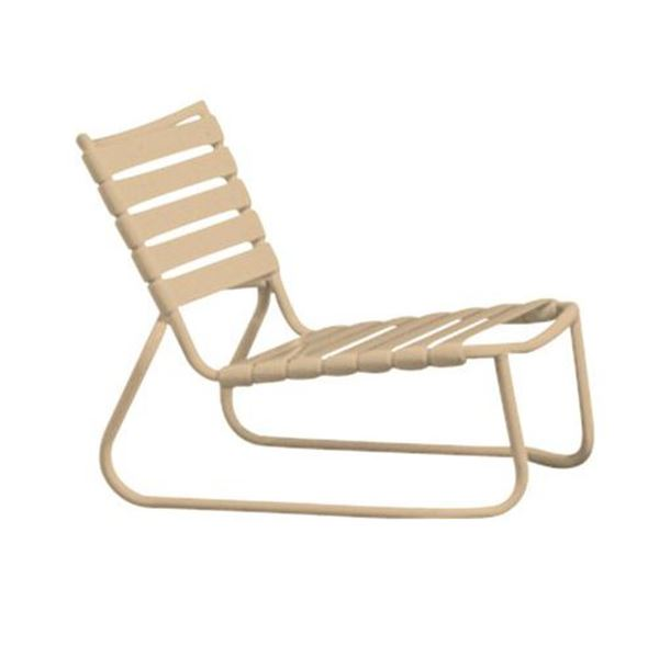 Picture of Tropitone Tropi-Kai Vinyl Strap Sand Chair, Stackable, 6 lbs.
