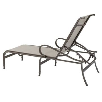 Picture of Tropitone Torino Sling Chaise Lounge, 30 lbs.