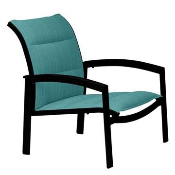 Picture of Tropitone Elance Padded Sling Spa Chair, Stackable, 11.3 lbs.