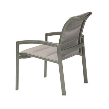 Tropitone Elance Padded Sling Dining Chair