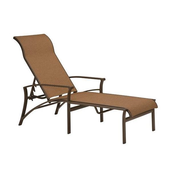 Picture of Tropitone Corsica Sling Chaise Lounge, 24.5 lbs.