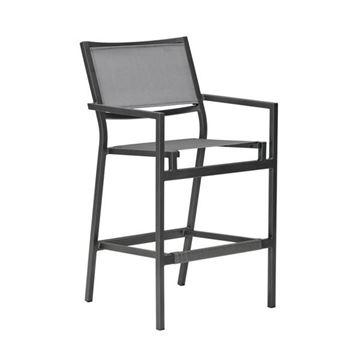Picture of Tropitone Cabana Club Sling Bar Stool, 14.5 lbs.