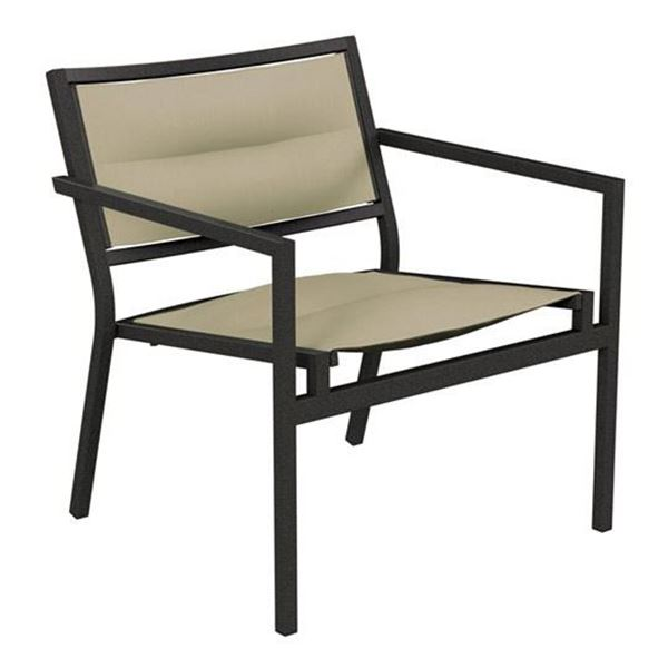 Picture of Tropitone Cabana Club Padded Sling Lounge Chair, 14 lbs.