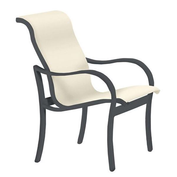 Picture of Tropitone Shoreline Sling Dining Chair, 11.5 lbs.