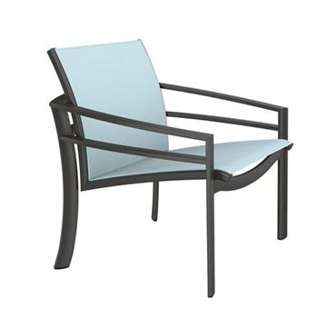 Picture of Tropitone Kor Relaxed Sling Lounge Chair, 11.5 lbs.