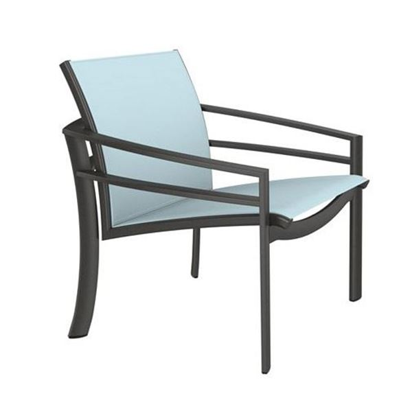 Tropitone Kor Relaxed Sling Lounge Chair