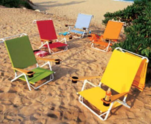 Picture for category Folding Beach Chairs