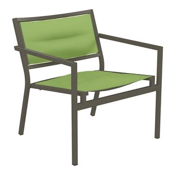 Tropitone Cabana Club Padded Sling Lounge Chair