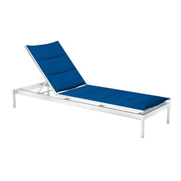Picture of Tropitone Cabana Club Padded Sling Low Chaise Lounge, 32 lbs.