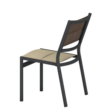 Tropitone Cabana Club Padded Sling Side Chair