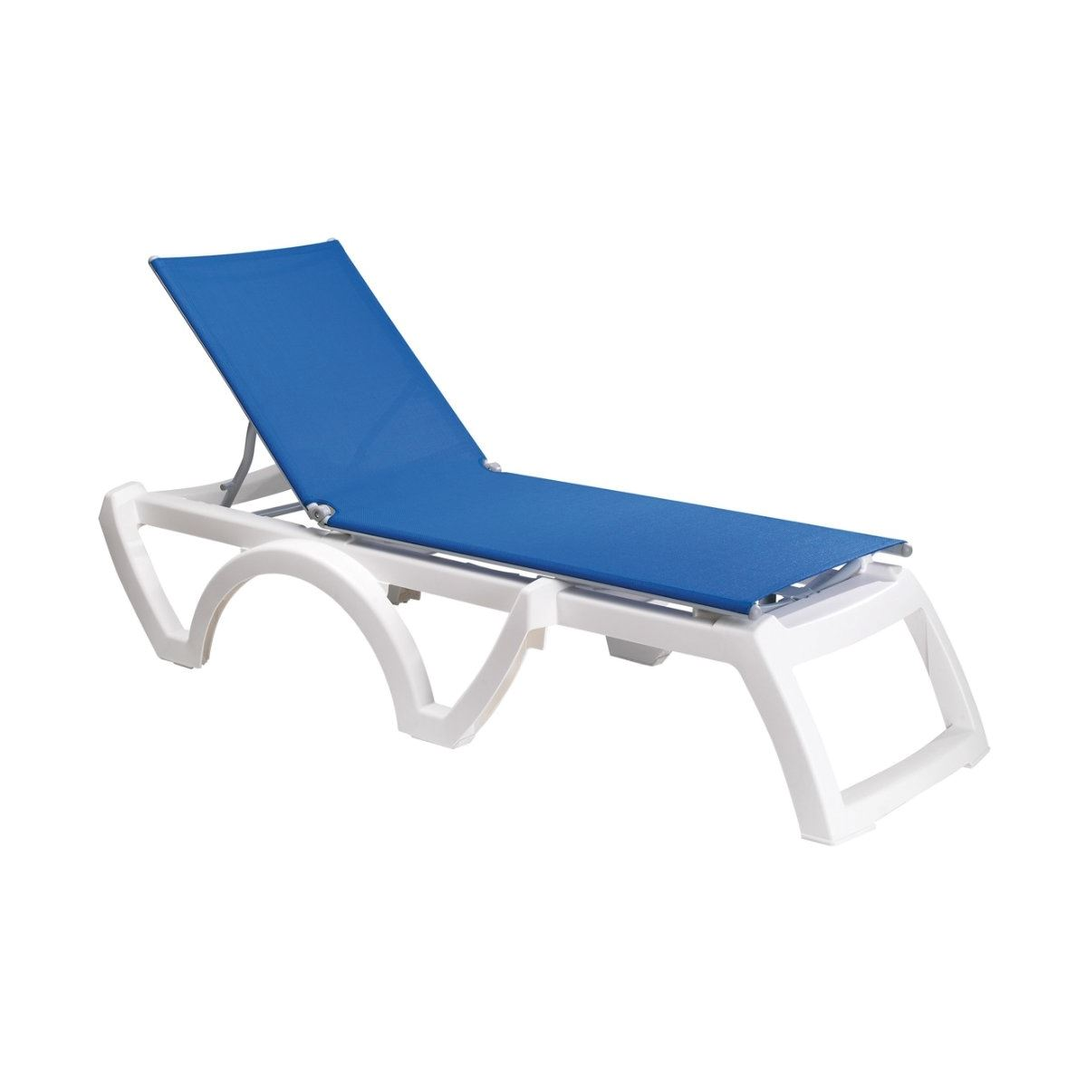 - Calypso Plastic Resin Chaise Lounge - Pool Furniture Supply