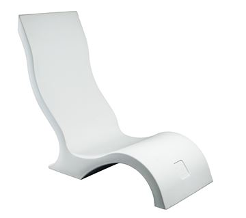 Ledge Lounger Signature In-Pool Patio Chair