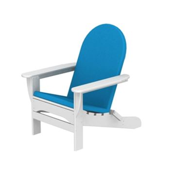 Picture of Polywood Cushion Adirondack Chair Full Cushion Only
