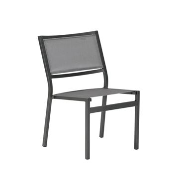 Picture of Tropitone Cabana Club Sling Side Chair, Stackable, 7 lbs.