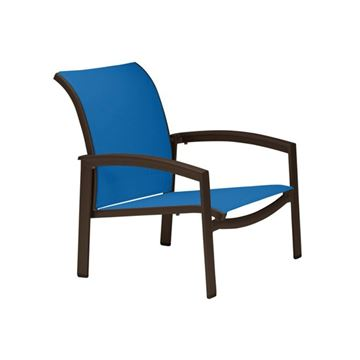 Tropitone Elance Relaxed Sling Spa Chair