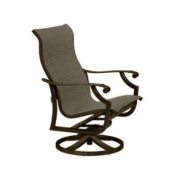 Tropitone Montreux Sling Swivel Action Lounger