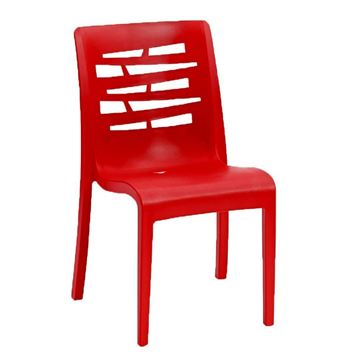 Essenza Stacking Armless Chair