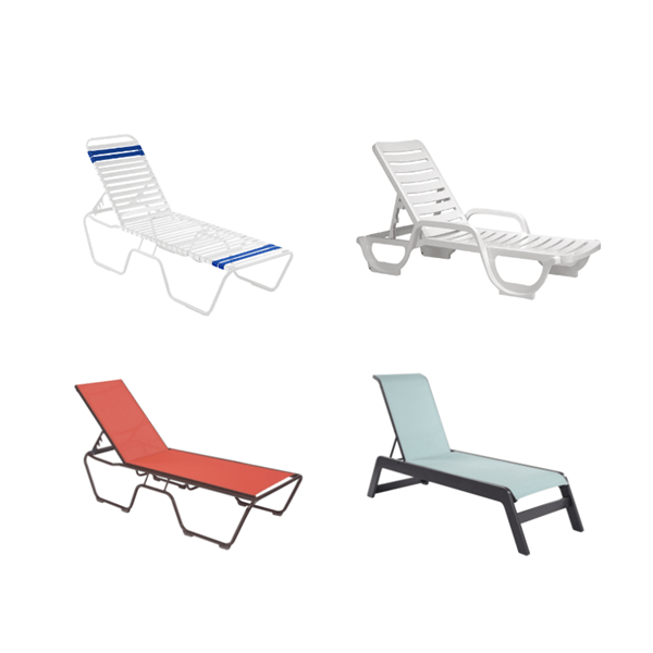 Stupendous Pool Furniture Commercial Pool Furniture Outdoor Ncnpc Chair Design For Home Ncnpcorg