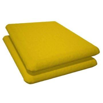 Polywood Cushion Adirondack Tete-A-Tete Seat Cushion Only