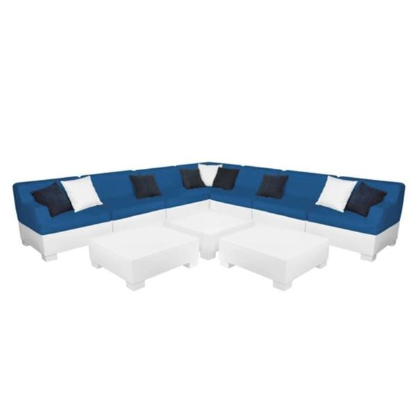 Ledge Lounger Affinity Sectional