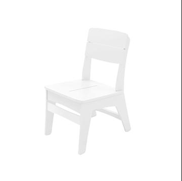 Ledge Lounger Mainstay Polyethylene Side Chair
