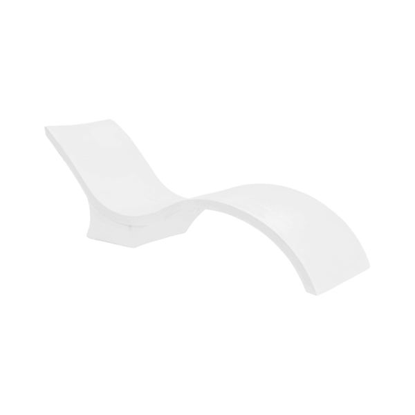 Ledge Lounger Signature In-Pool Deep Chaise Lounge