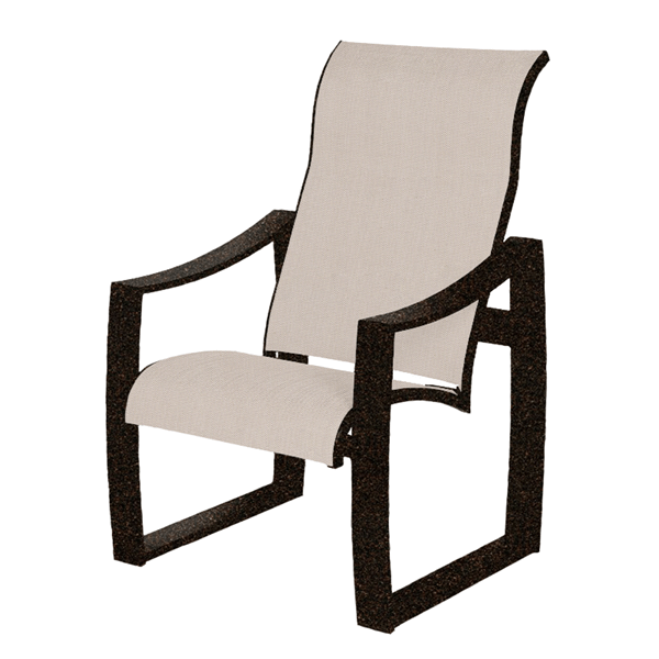 Pinnacle Sling Supreme Dining Chair - 14 lbs.