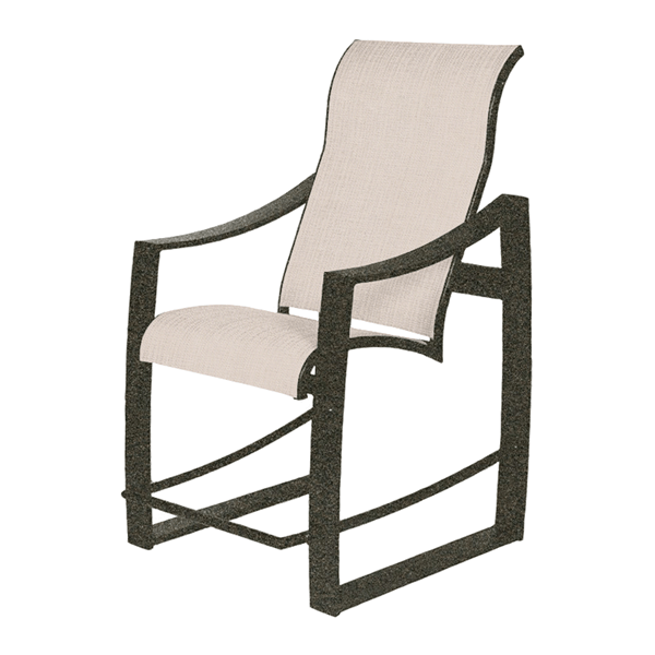 Pinnacle Sling Supreme Gathering Chair with Aluminum Frame - 20 lbs.