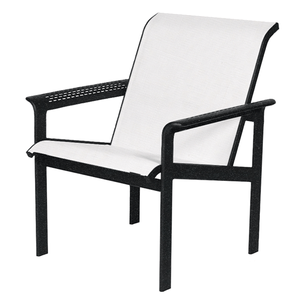 South Beach Sling Leisure Chair with Aluminum Frame - 20 lbs.