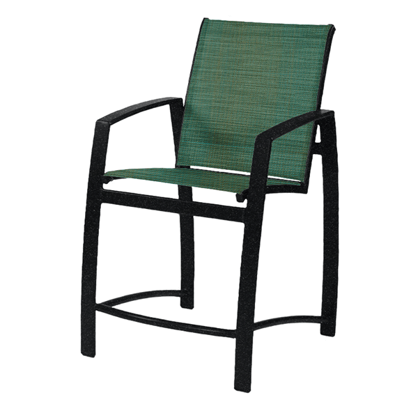 Vision Sling Gathering Chair with Aluminum Frame - 13 lbs.