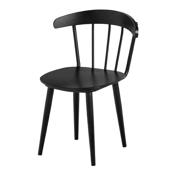 Nola MGP Aluminum Dining Chair with Powder-Coated Frame - 15 lbs.